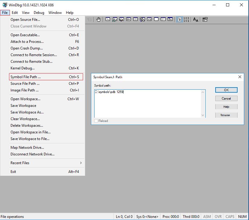Capture Crash Callstack When You Can Re Produce The Crash Gladinet