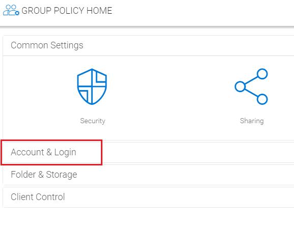 Configuring a CentreStack Tenant with Azure AD as a SAML