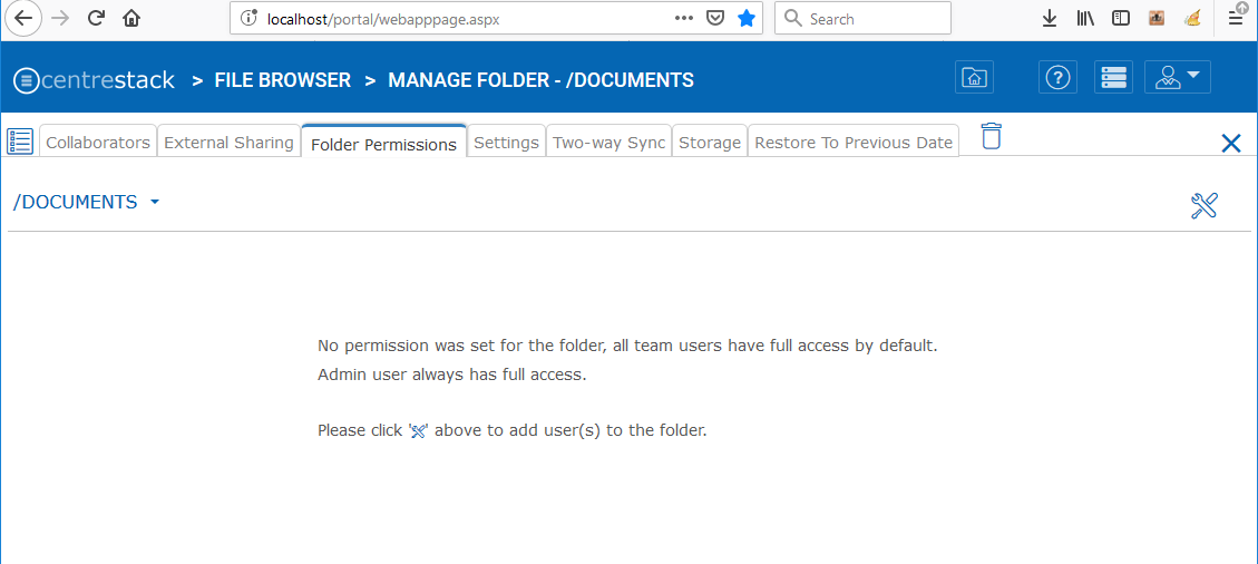 How Do Permissions Work Within Team Folders? – Gladinet