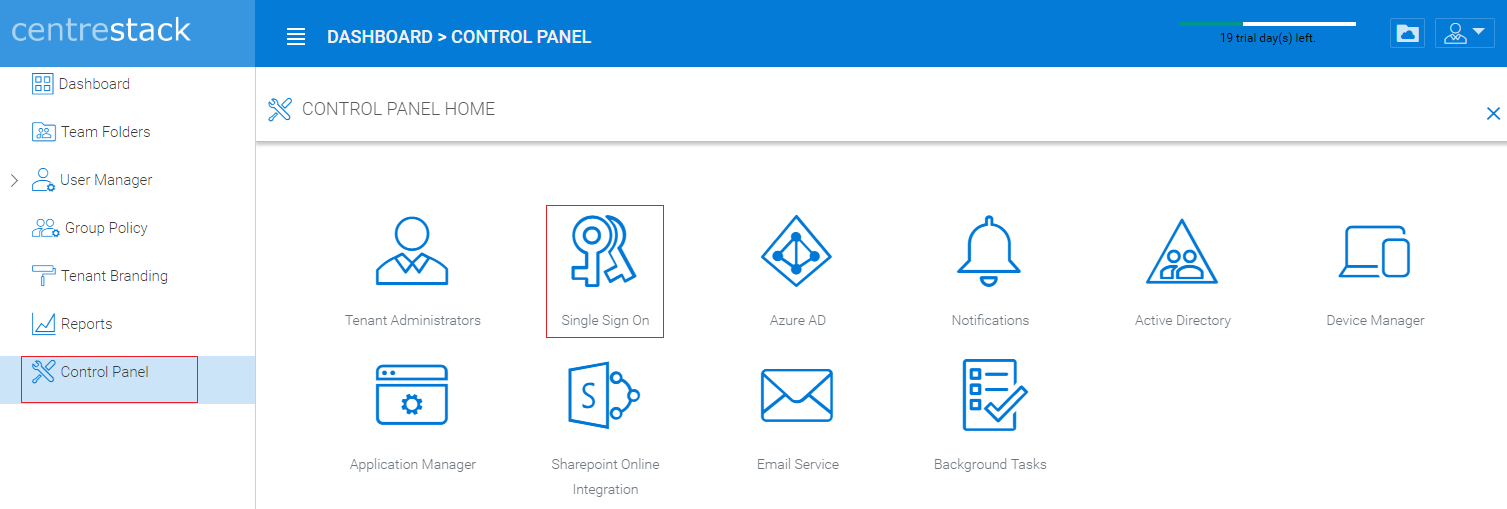 Single Sign On Integration with Okta – Gladinet